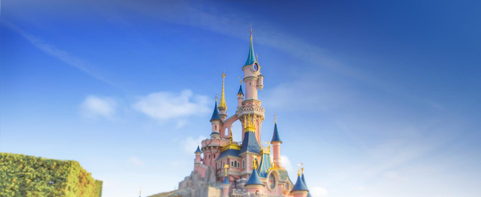 Transfert aéroports Disneyland© Paris Hotels