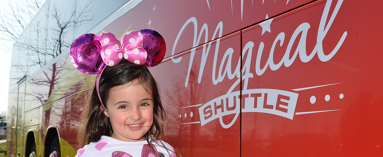 Magical Shuttle Disneyland© Paris