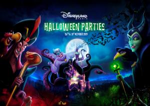 Disney Halloween Parties
